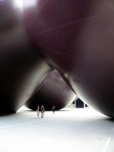 Monumenta 2011 - Anish Kapoor by Mat Jolivet, via Flickr