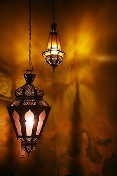 perfect lighting for my Yoga space/balcony idea Ramadan Karim, Black Background Wallpaper, Balcony Lighting, Belly Dancing Classes, Saint Esprit, Meditation Space, Arabian Nights, Islamic Art, Color Themes