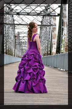 Amazing grad photos to give you exactly what you are looking for on your big day! Artistic, fun photo shoots are our specialty. Big Day, Serenity, Ball Gowns, Bridge, Portraits, Photoshoot, River, Formal Dresses, Photography