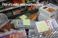 4 Simple Steps To Cutting Your Food Budget In Half!