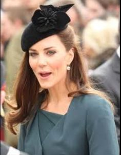 Cate M -love the hat.