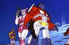 Top 9 Female Transformers! http://anime.about.com/od/Transformers-Anime/tp/Top-9-Female-Transformers.htm #Transformers #Feminism