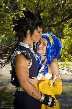 gajeel_Cosplay Fairy Tail
