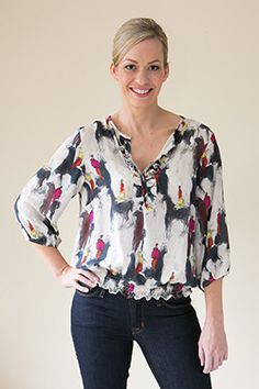 Silk Top, Floral Tops, Spring Summer, My Style, Blouse, Collection, Women, Fashion, Moda