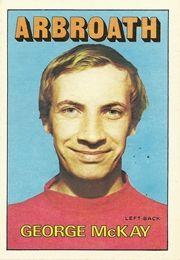 ORANGE BACK 1978 -#022- BLACKPOOL MICKEY WALSH TOPPS-FOOTBALL