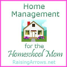 Great series about organizing your days to be more successful at homeschooling-with printables and goal lists.