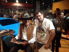 Richard Petty at SEMA 2014 in Las Vegas