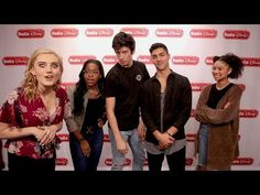 "Milo Manheim, Meg Donnelly - Someday (From ""ZOMBIES"") - YouTube"