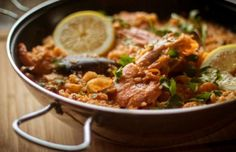 How to make Portuguese seafood rice cataplana (arroz de marisco cataplana).