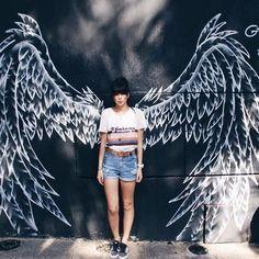 Time to fly✌️#Regram da linda e super estilosa @flacavasotti #TôDeLebôh #BeCoolBeYou