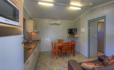 Kahlers Oasis bedroom ensuit cabin #kahlersoasis