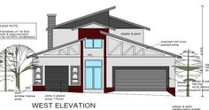 PROPERTY For Sale in Midstream Hill - Midstream Hill House MIDRAND #House Plans