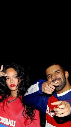 Lockscreen - Rihanna e Drake - Couple - Music - Lockscreen – Rihanna e Drake – Couple – Music - Rihanna Y Drake, Mode Rihanna, Drake Wallpapers, Celebrity Wallpapers, Bedroom Wall Collage, Photo Wall Collage, Couple Lockscreen, Photographie Indie, Mode Hip Hop