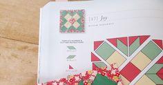 MessyJesse - a quilt blog by Jessie Fincham: 1930s Farmer's Wife QAL - #47 Joy
