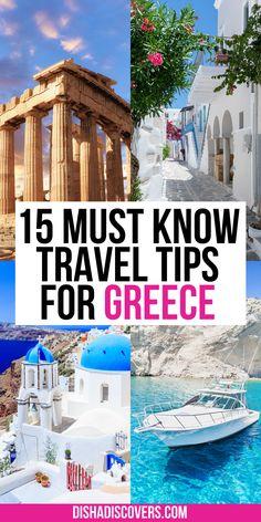 Greece Itinerary, Greece Destinations, Greece Travel, Travel Destinations, Greece Trip, Visit Greece, Road Trip Europe, Europe Travel Guide, Road Trips