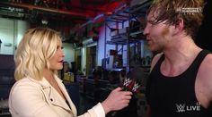 Dean Ambrose raw February 15 2016