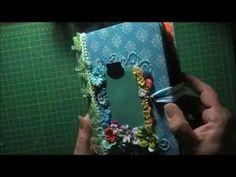 Bohemian Bazaar mini album   Kathy Orta inspired