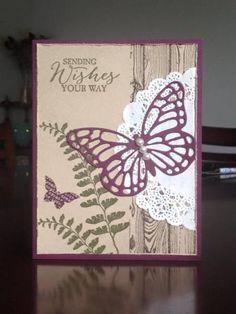 Butterfly Bliss by Denise Bergman