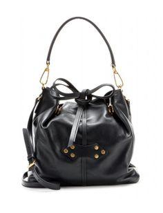 Leather Bucket Bag ✽ Miu Miu ☆