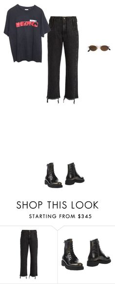 """""""Sans titre #513"""" by acnefied ❤ liked on Polyvore featuring Rachel Comey, Prada Sport and Moschino"""