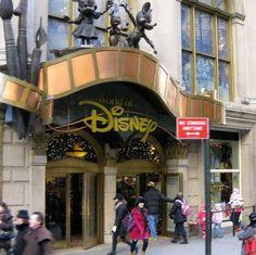 Disney Store - #NYC #Yuggler #KidsActivities #ToyStore