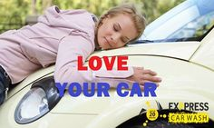 Nothing is stronger than ones love for their car!-See--http://goo.gl/ithAAy