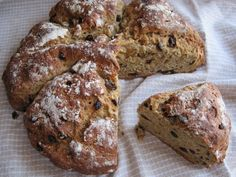 GF Irish Soda Bread for St. Paddy's Day from Simply Sugar and Gluten-Free