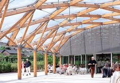 Alnwick Garden Pavilion