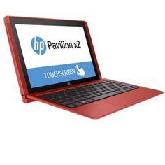 Hp pavilion x2 10-n202nl (sunset red)  ad Euro 299.99 in #Hp #Portatili