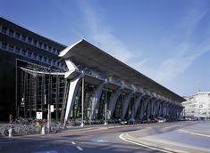 Lucerne Station Hall / Luzern (Gallery) - Santiago Calatrava – Architects & Engineers