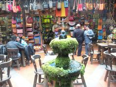 Artisan Market Bogota Colombia 'La Candelaria'  http://larkycanuck.wordpress.com/2012/02/22/the-hunt-for-el-dorado/