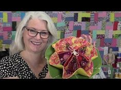 This bun basket gets a whole new twist, not just because of its shape but what it is made of. Beautiful and easy. Free pattern here http://sewveryeasy.com/bu...