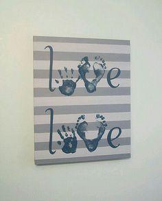 Love mains pieds