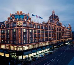Harrods Win Your Dream City Break With i-escape & Coggles #Coggles #iescape #competition