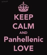 Panhellenic love