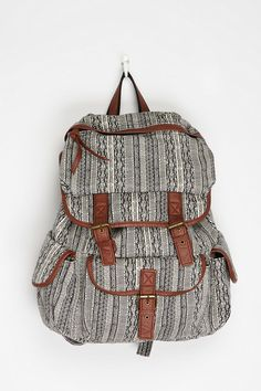 I'd recommend this backpack to anyone. It's perfect :)