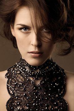 Silk Photographer/ Andrey Yakovlev Style, make-up/ Lili Aleeva Model/ Viktoriya Fashion designer/ Kate Frankfurt, Olga Berg