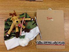 Classroom Christmas gifts 2013
