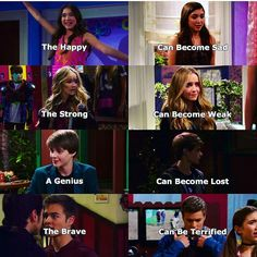 I don't want this show to end!  Use the hashtags and write letters to Disney to make sure this amazing show starts another season! #SaveGMW #GirlMeetsWorldSeason4