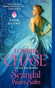 This book is so sweet and sexy.   There are three sisters in this series and this is the middle one.  Loretta Chase is  a great writer.