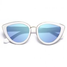 Cheap Cat Eye Sunglasses | Sean Oversized Cat Eye Sunglasses | BleuDame.com