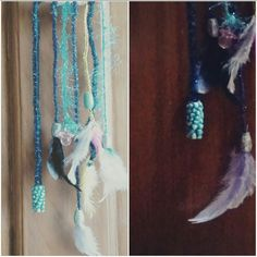 Made these awesome hangings!!