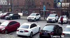 Conductor del año: no te imaginas dónde acabará aparcando #viral