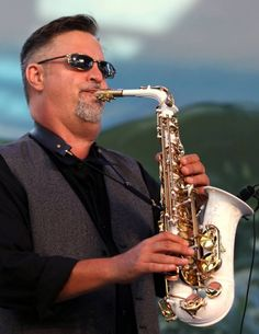 Saxophone Player in Laguna Hills, California
