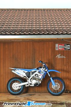 2014 TM Racing MX 450Fi