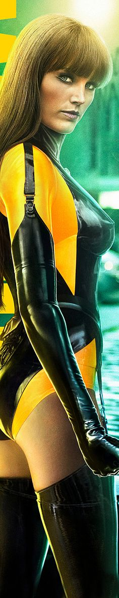 ML Watchmen Silk Spectre