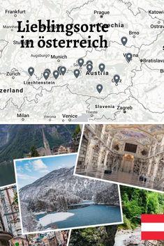 Lofoten, Trieste, Travel Through Europe, Travel Maps, Trekking, Austria, Road Trip, Hiking, Ursula