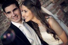 Boda a la vista » La emotiva boda con aires pasirinos de Sandra y Martín