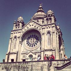 Santa Luzia Sanctuary, Viana do Castelo.