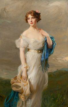 "adini-nikolaevna: "" Anastasia Mikhailovna de Torby by de Laszlo. """